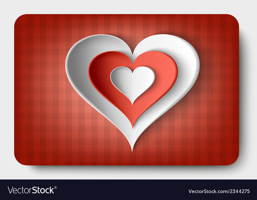 Heart for valentines day vector   Price: 1 Credit (USD $1)