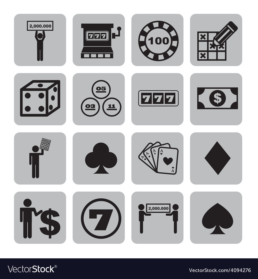 Casino game vector | Price: 1 Credit (USD $1)