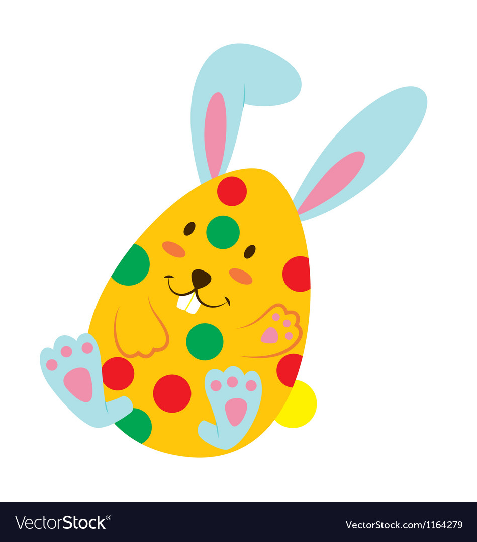 Easter egg 4 vector | Price: 1 Credit (USD $1)