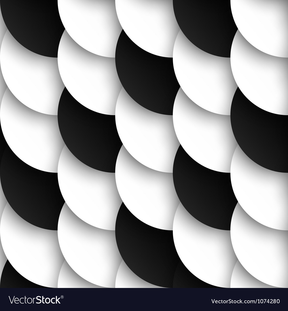 Circles with drop shadows vector | Price: 1 Credit (USD $1)