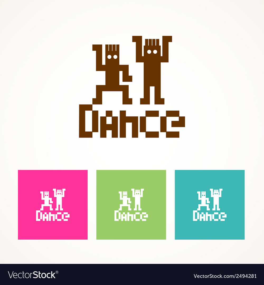 Dance icon vector | Price: 1 Credit (USD $1)