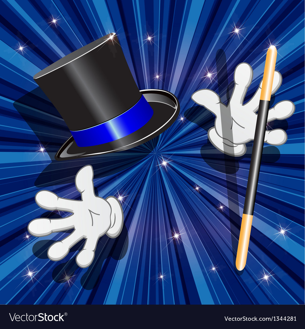 Tool magician vector | Price: 3 Credit (USD $3)