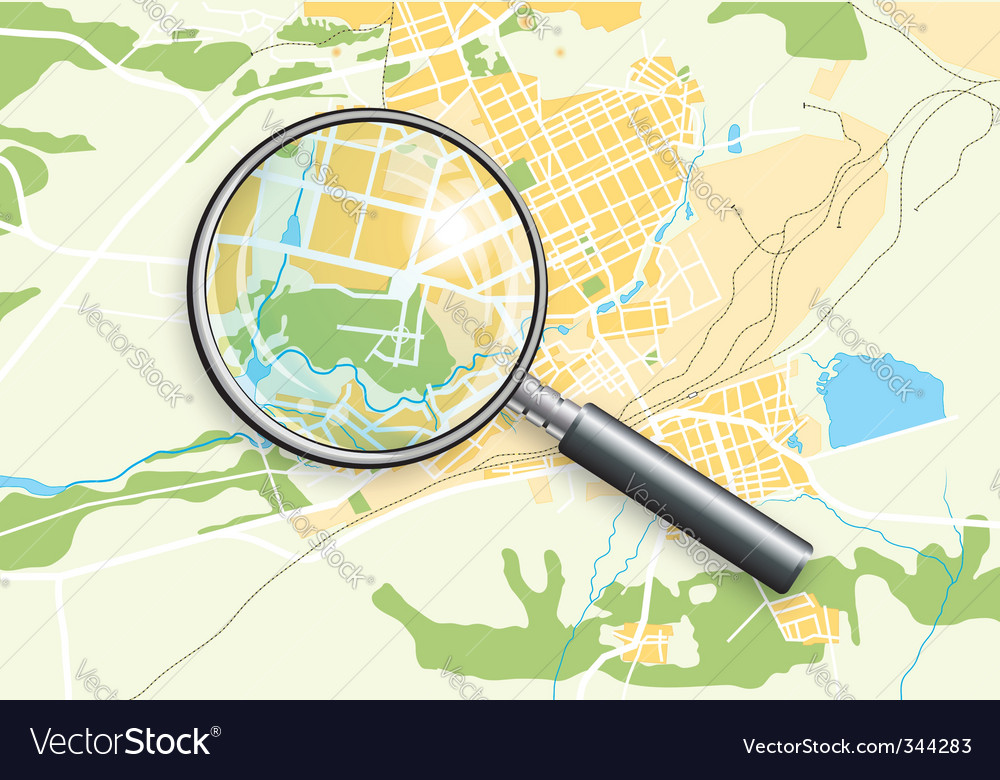 Map vector | Price: 1 Credit (USD $1)