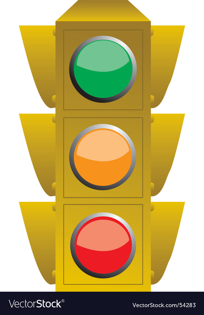 Traffic lights vector   Price: 1 Credit (USD $1)