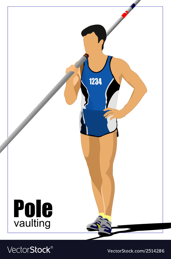 Pole a0102 vector | Price: 1 Credit (USD $1)