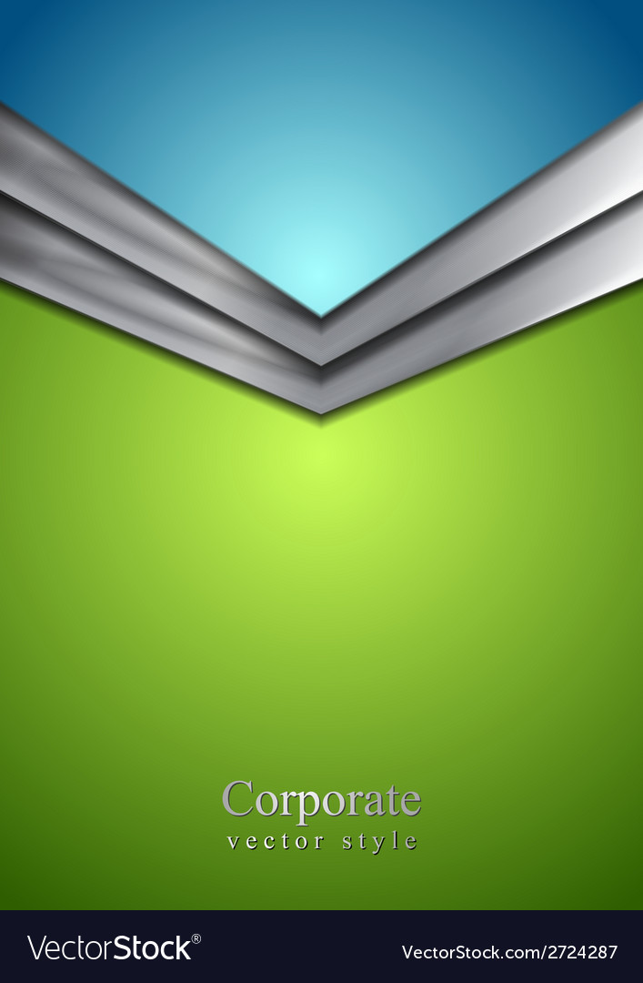 Abstract corporate modern background with arrow vector | Price: 1 Credit (USD $1)