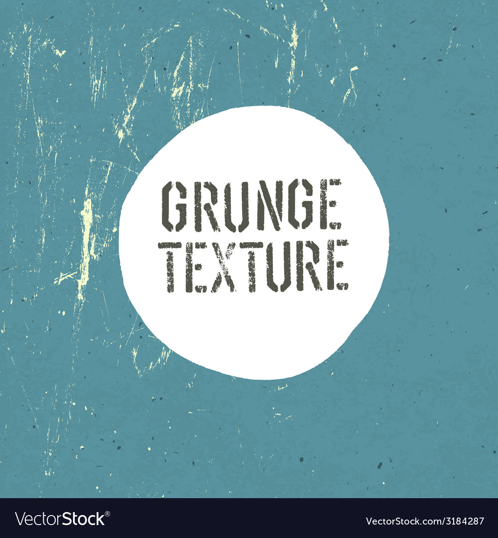Grunge texture template vector | Price: 1 Credit (USD $1)