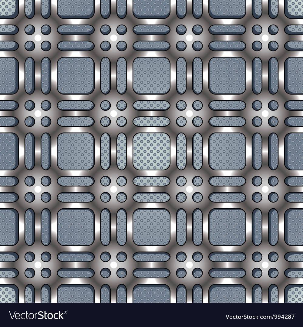 Metal netting seanless pattern vector   Price: 1 Credit (USD $1)