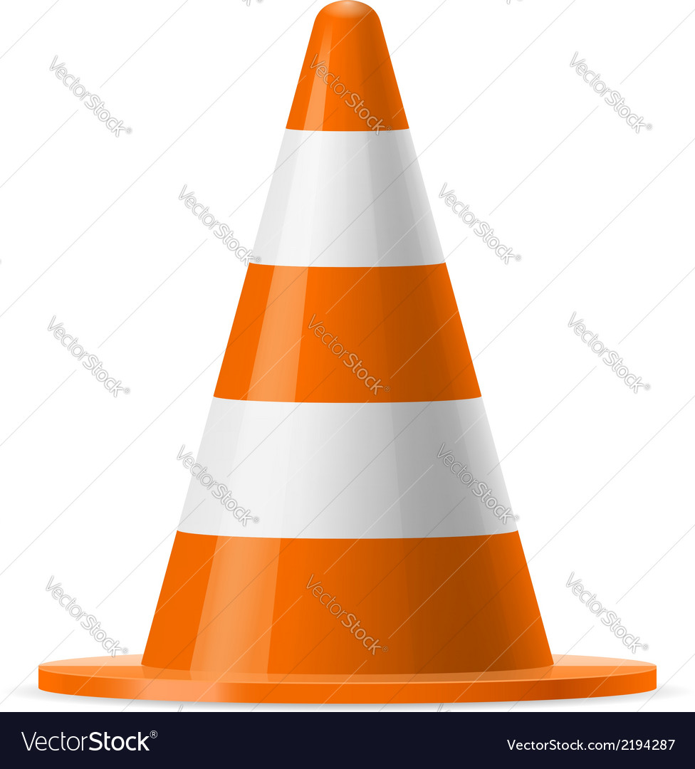Traffic cone vector   Price: 1 Credit (USD $1)
