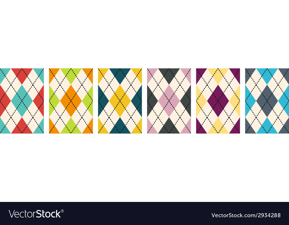 Scottish pattern vector | Price: 1 Credit (USD $1)