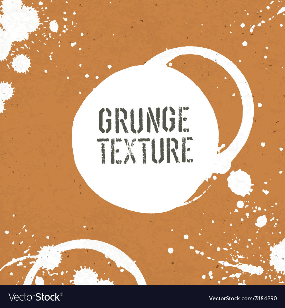 Grunge texture with stains vector | Price: 1 Credit (USD $1)