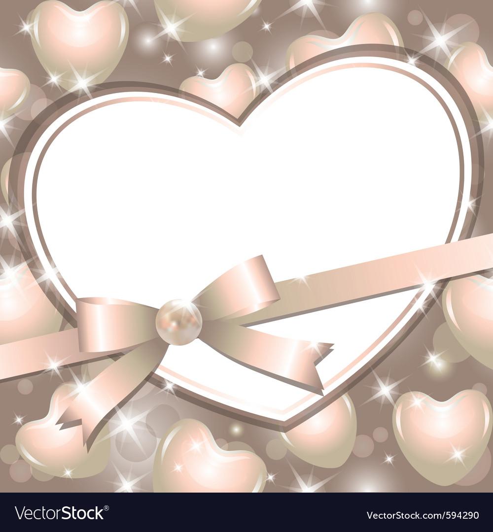 Valentines frame vector | Price: 1 Credit (USD $1)