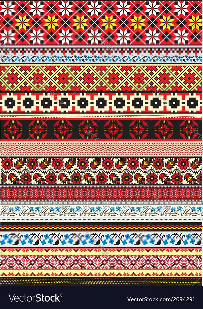 Stripe pattern wallpaper series vector | Price: 1 Credit (USD $1)