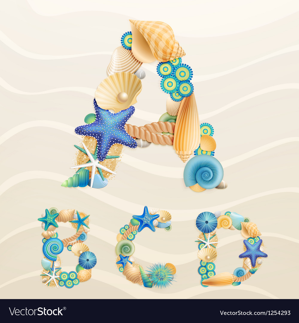 Marineabcd vector | Price: 1 Credit (USD $1)