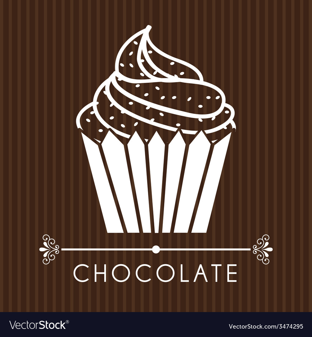 Chocolate design vector | Price: 1 Credit (USD $1)