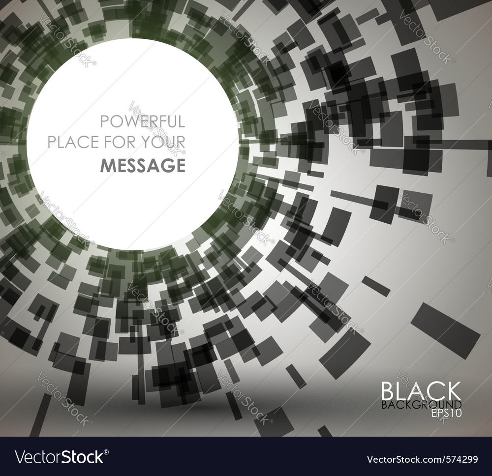 Black geometric background vector | Price: 1 Credit (USD $1)