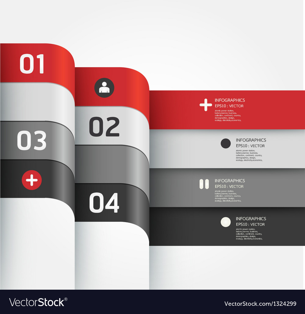 Modern design template banners vector | Price: 1 Credit (USD $1)