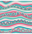 Abstract seamless pattern with stripes and circles vector