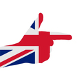British finger signal vector