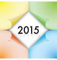 2015 paperstickers vector