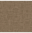Natural linen background woven threads texture vector