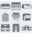 Shops vector