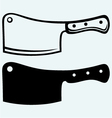 Meat chopper vector
