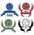 Handball vector