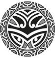 Taniwha circle vector