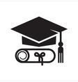 Graduation symbols vector