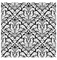 Royal damask seamless pattern vector