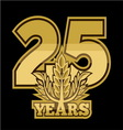 Laurelnew new 25 godina resize vector