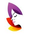 Logo for ladies fertility center vector