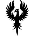 Phoenix cartoon vector