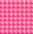 Triangle pink love texture seamless background vector