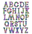 Colorful alphabet 2 vector