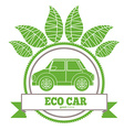 Eco ecolog� desing vector