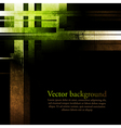 Dark abstract grunge background vector