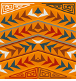 Abstract seamless texture in the tribal style vector