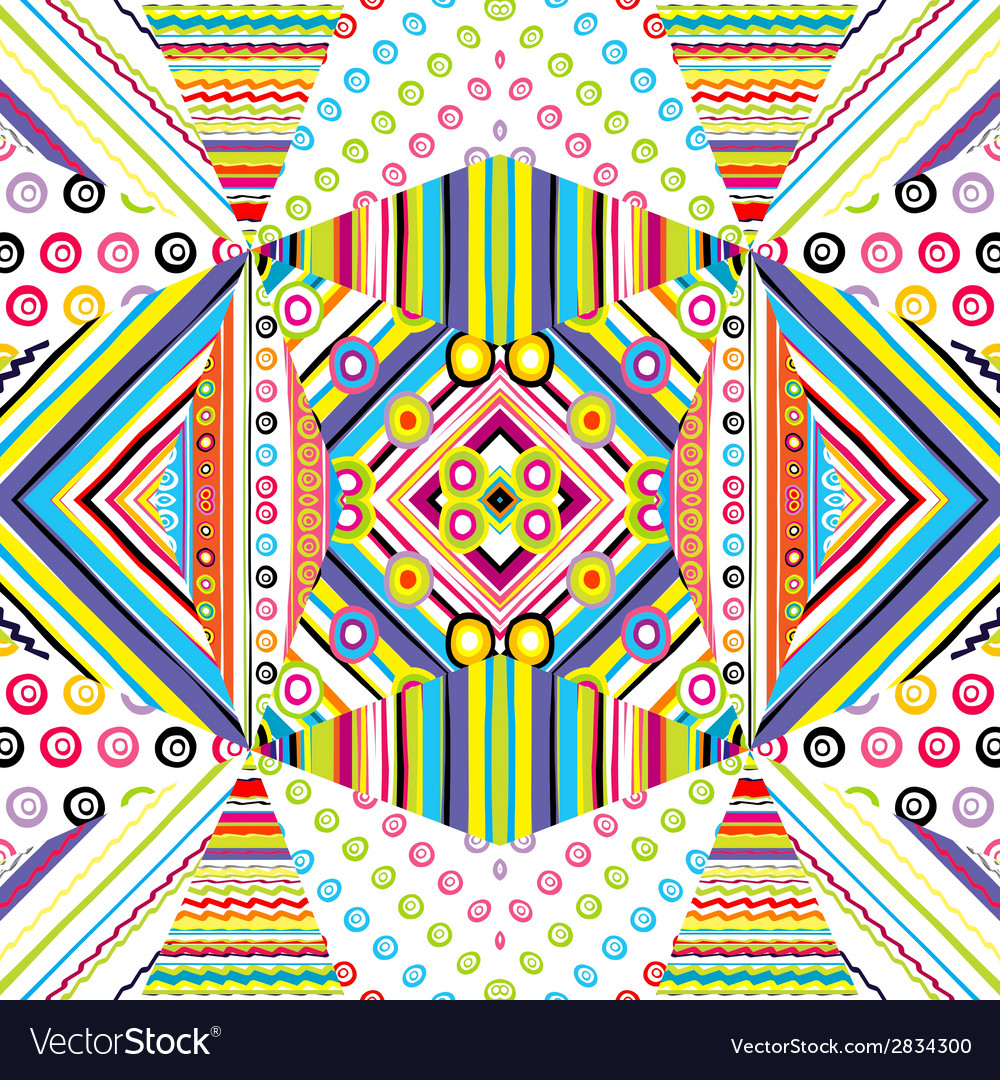 Abstract compilation of colored backgrounds vector | Price: 1 Credit (USD $1)