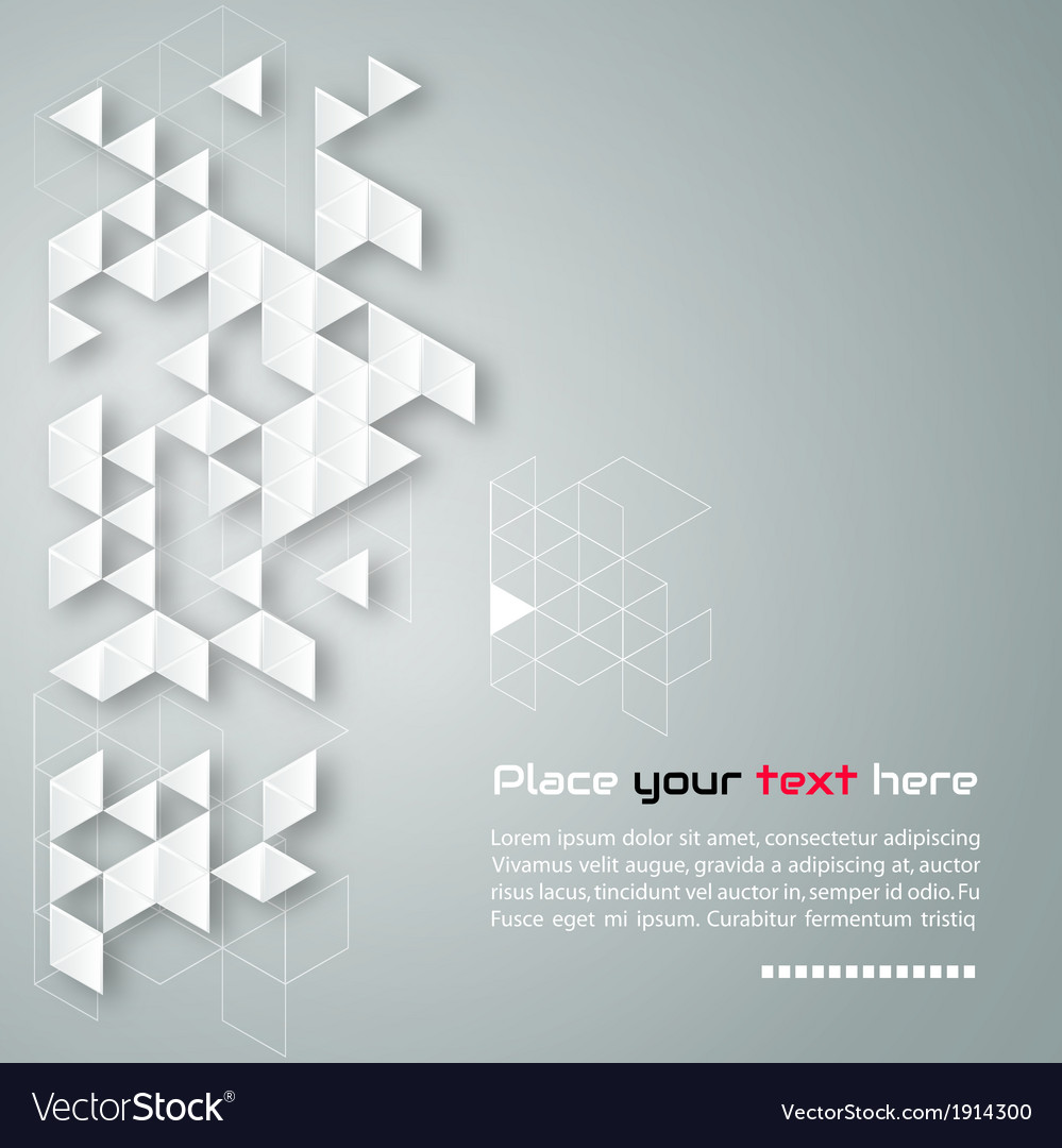 Abstract technology background in color vector | Price: 1 Credit (USD $1)