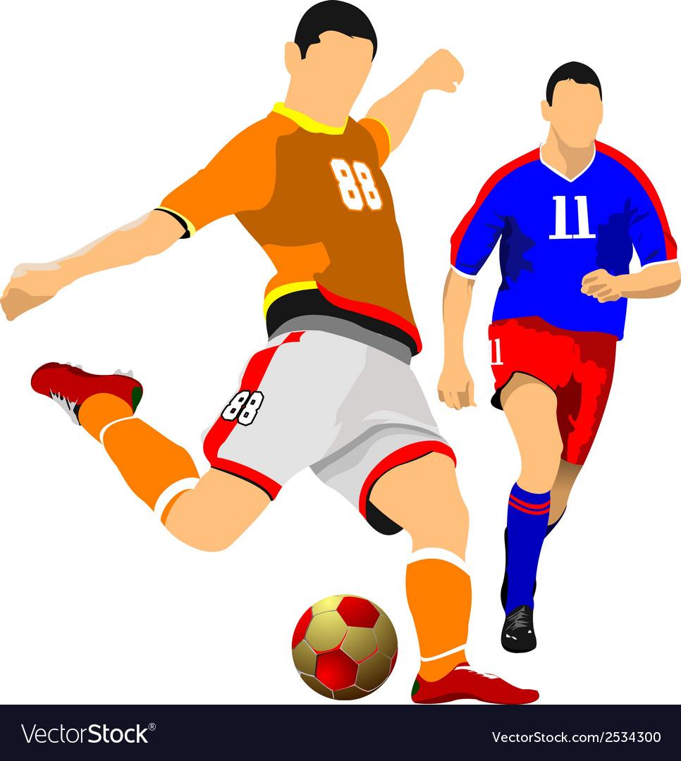 Al 0942 soccer 06 vector | Price: 1 Credit (USD $1)