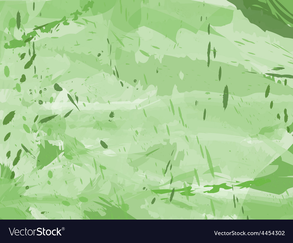 Grungy green ink background vector | Price: 1 Credit (USD $1)