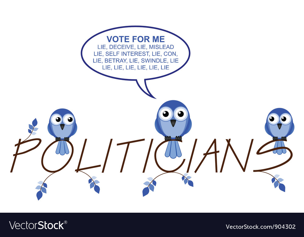 Politicians vector | Price: 1 Credit (USD $1)