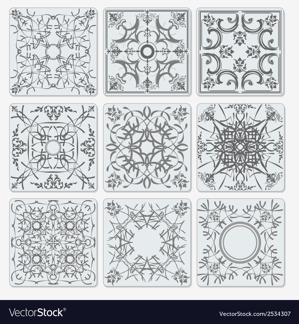 Al 0943 tiles vector | Price: 1 Credit (USD $1)