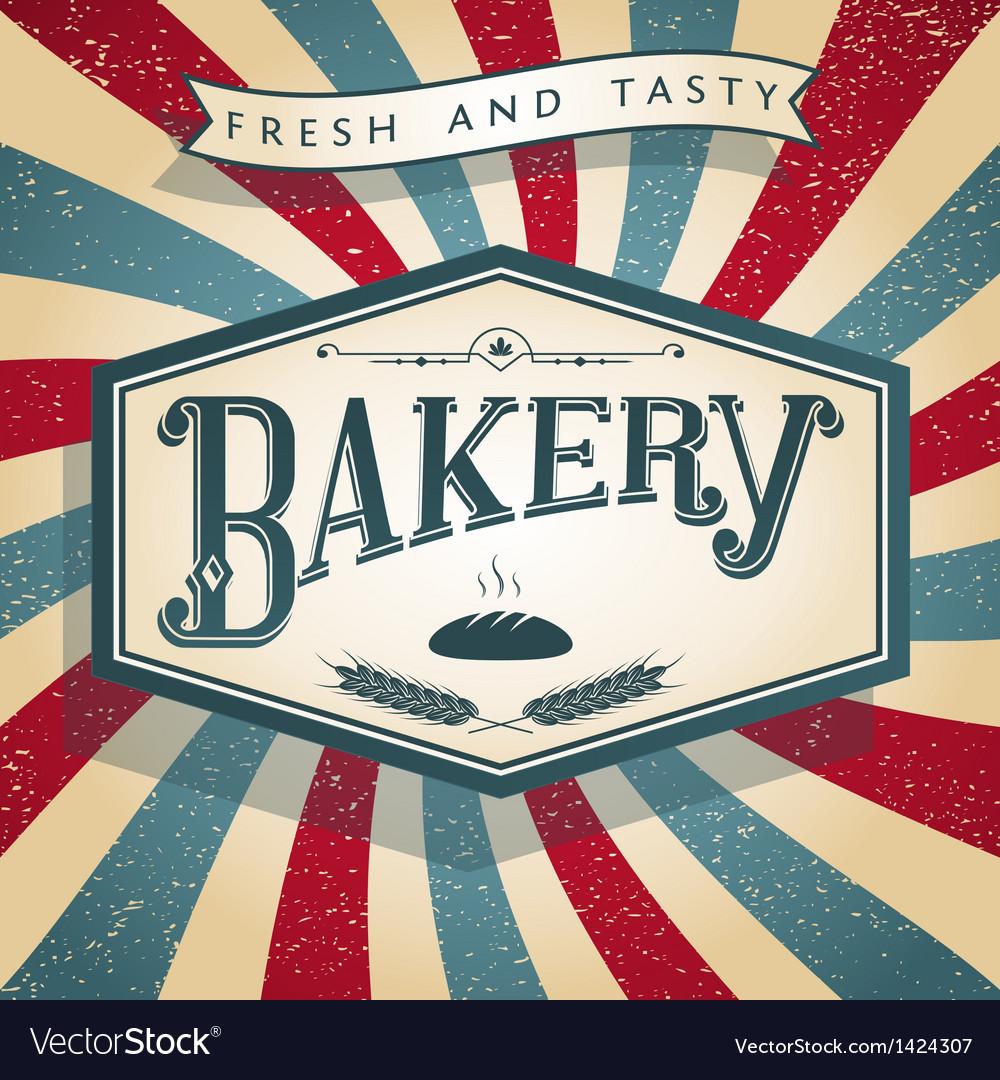 Bakery vector   Price: 1 Credit (USD $1)