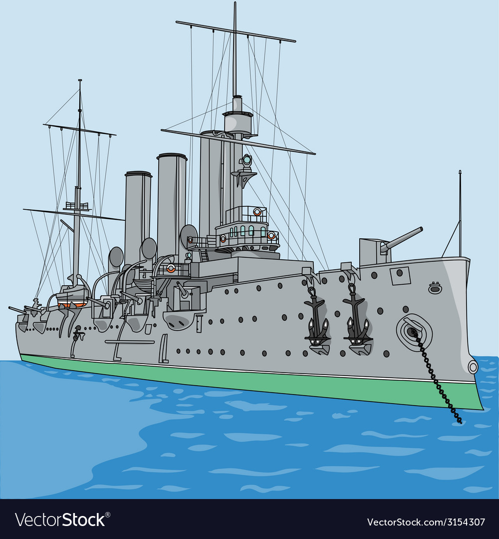 Cruiser aurora vector | Price: 1 Credit (USD $1)