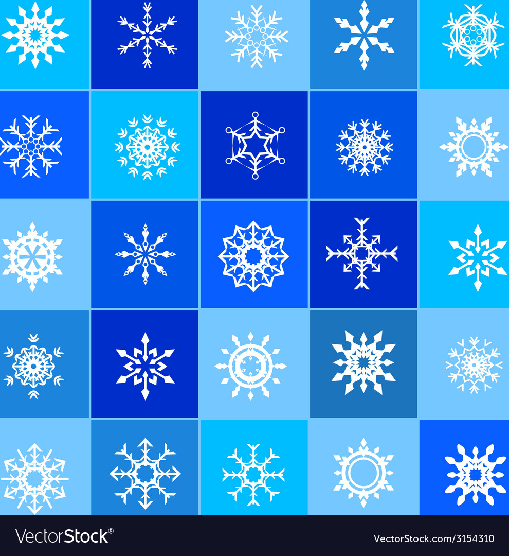 007 christmas snow flakes 003 vector | Price: 1 Credit (USD $1)