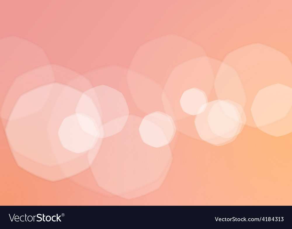 Abstract bokeh light background vector   Price: 1 Credit (USD $1)