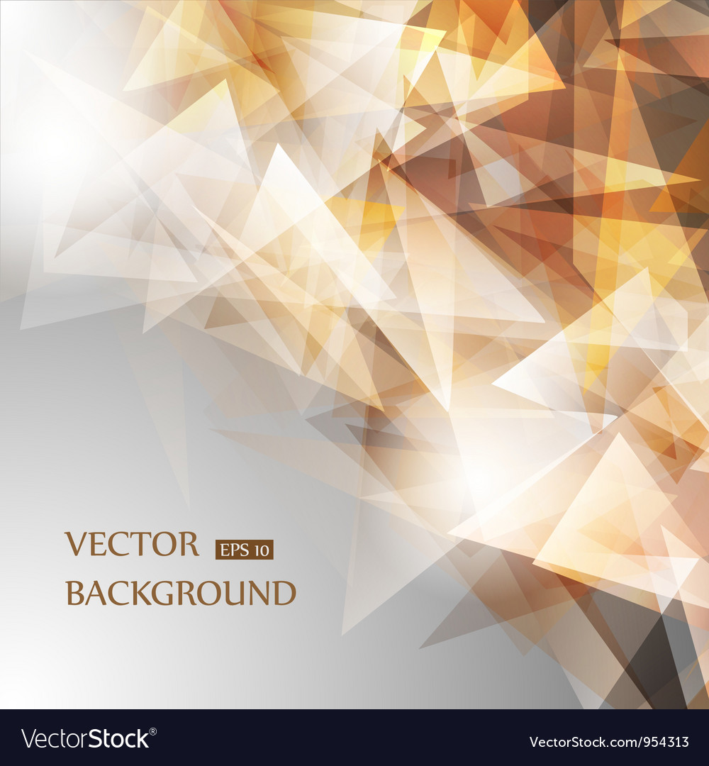 Brown geometric background vector | Price: 1 Credit (USD $1)